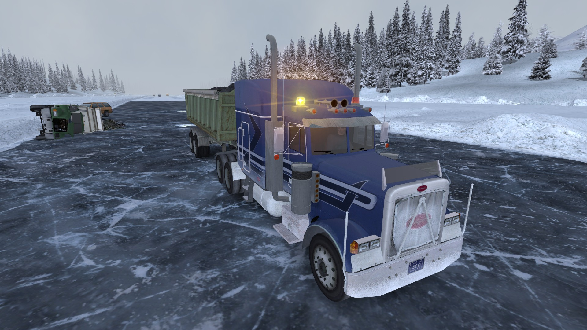 ice road truckets